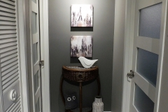 Corridor-peinture