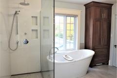 Salle-de-bain-douche-ceramique-Mosaique